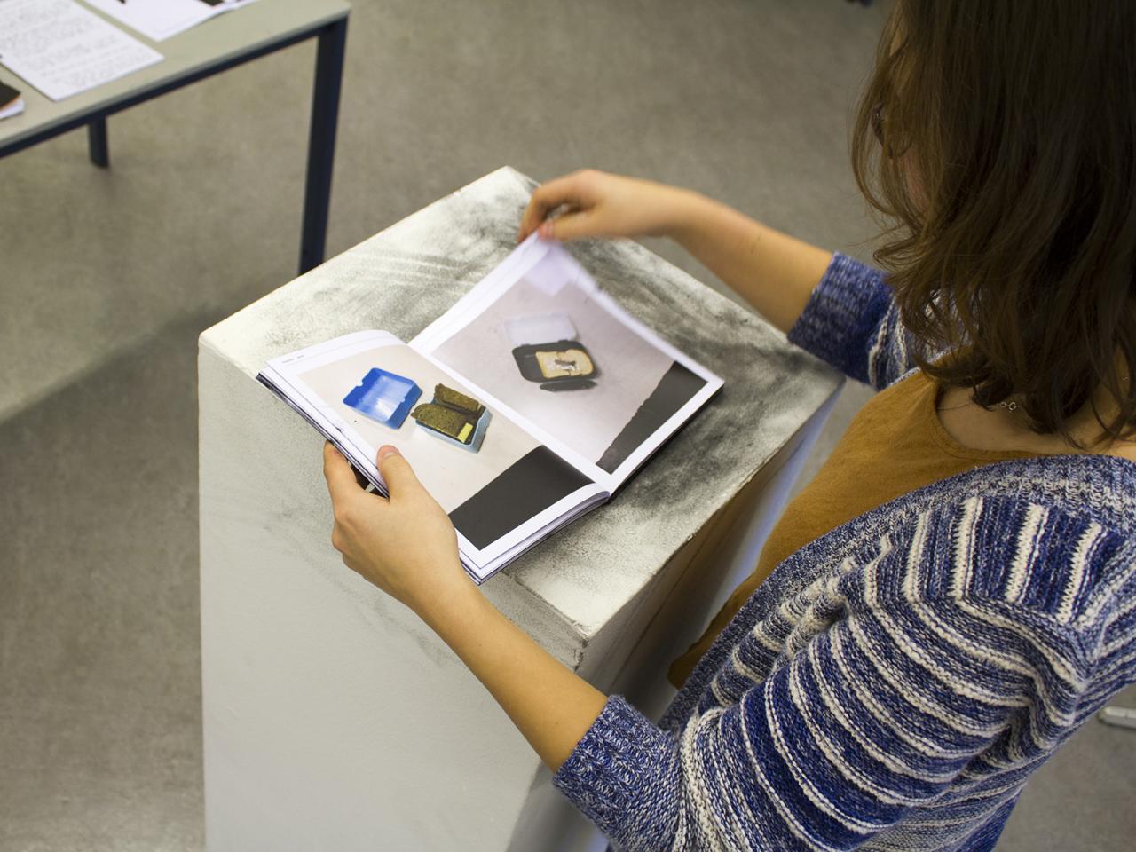 Jiawei van Kleef Subjective atlas Norit at Noorderlicht Groningen