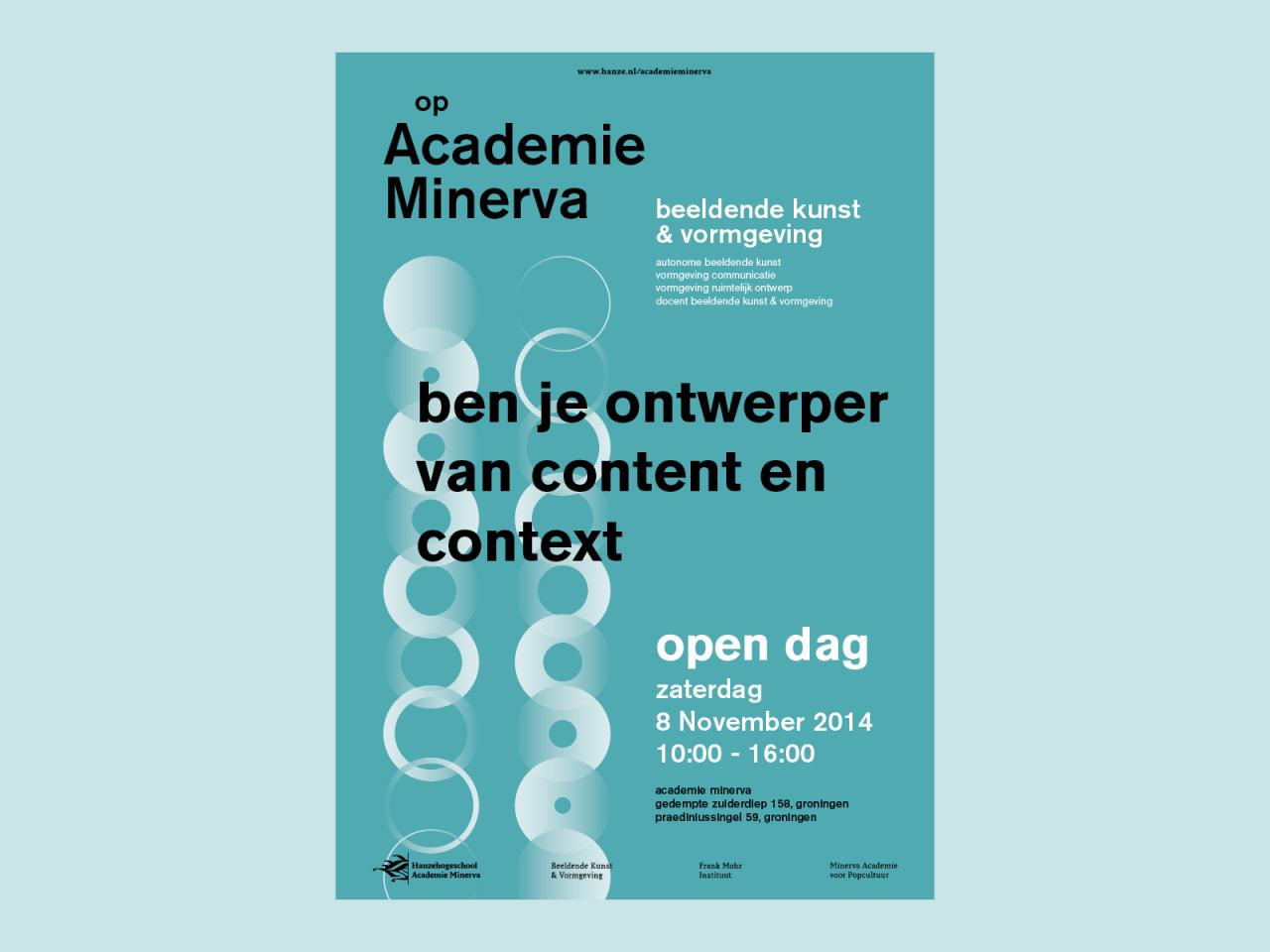 Jiawei van Kleef Openday identity Academy Minerva 2014